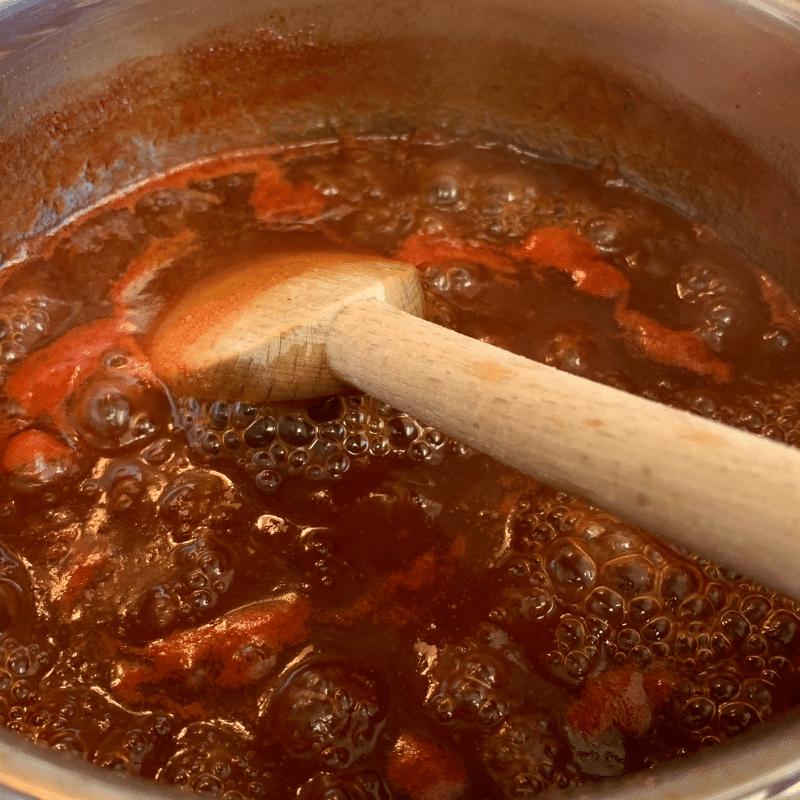Whiskey BBQ Sauce Blend